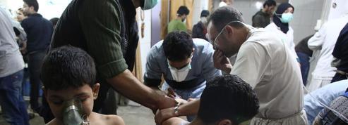 Armes chimiques: Paris menace Damas de «riposte»