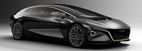 Lagonda Vision Concept, le monstre du lac