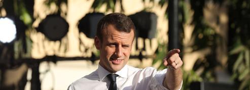 Emmanuel Macron à la jeunesse indienne : «Just do it» et «ne respectez jamais les règles»