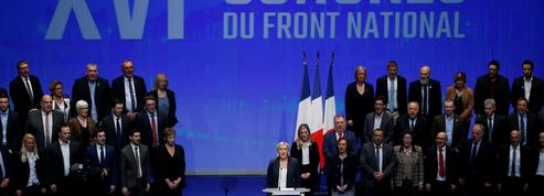 Marine Le Pen rebaptise son parti «Rassemblement national»