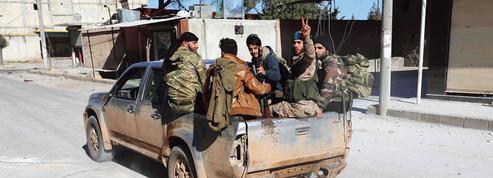 Syrie : les forces turques menacent, aux portes d'Afrine