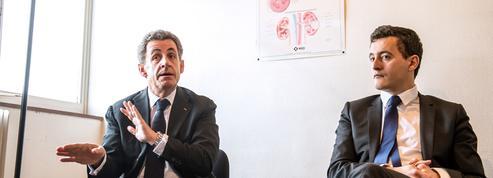 Nicolas Sarkozy à Tourcoing jeudi avec Gérald Darmanin