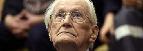 Oskar Gröning, l'ancien «comptable d'Auschwitz», est mort