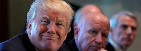 Affaire russe : les républicains bouclent une enquête parlementaire en exonérant Trump