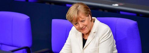 Allemagne : Angela Merkel élue chancelière pour la quatrième fois