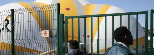Réfugiés : le centre d'accueil de Paris remplacé par cinq centres en Île-de-France