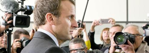 La photographe star Annie Leibovitz en immersion avec Macron