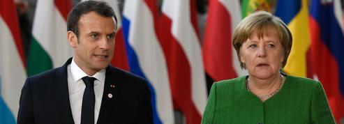 Zone euro : Macron et Merkel redémarrent