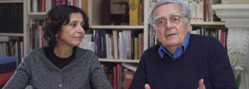 Bernard Pivot et sa fille Cécile partagent leur passion de lire
