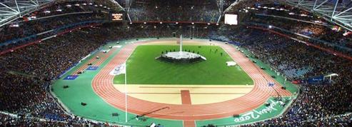 Le public sauve le stade olympique de Sydney