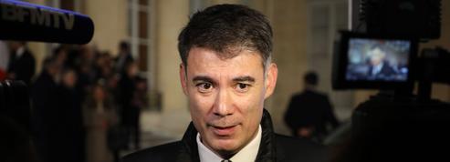 Olivier Faure, à la tête d'un Parti socialiste en crise