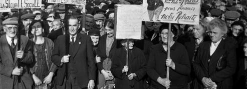 Mineurs, cheminots, retraités... nos archives de la semaine sur Instagram