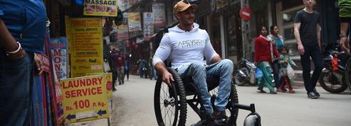 Un paraplégique australien se lance à la conquête de l'Everest