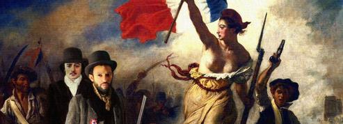 Facebook censureLa Liberté guidant le peuple