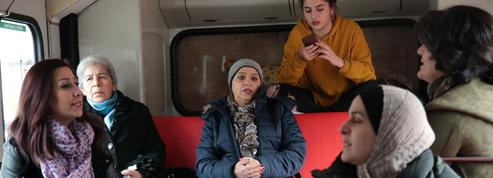 Noura, le cri d'une Syrienne