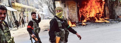 Syrie: les Turcs prennent Afrine aux Kurdes