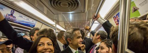 Hidalgo voudrait rendre gratuits les transports publics à Paris d'ici 2020