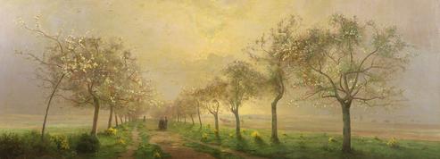 Le printemps : «Le miracle des arbres tout en fleur» loué par Le Figaro en 1914