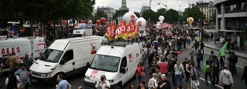Grèves et manifestations : semaine chargée sur le front social