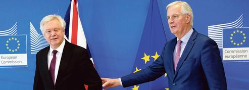 Brexit: Londres et l'UE passent un cap