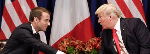 Emmanuel Macron va s'exprimer devant le Congrès américain en avril