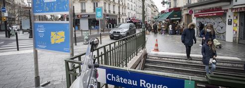 Promenade à Château-Rouge