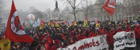 Grève du 22 mars : ce qu'il faut retenir de la mobilisation