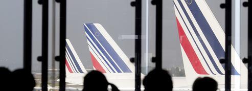 Air France : Un vol sur quatre annulé ce vendredi