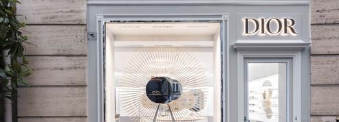 Dior ouvre une boutique dédiée à la présentation de ses collections de lunettes