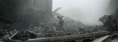 À Duma, l'enfer syrien sous terre