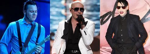 Jack White, Pitbull, Marilyn Manson... Les bonnes et mauvaises notes de la semaine