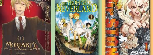 Les trois mangas qui vont cartonner en 2018 selon les experts