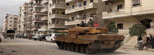 Paris renforce son soutien aux Kurdes de Syrie