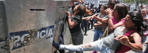 Venezuela : 68 morts dans l'incendie d'un commissariat