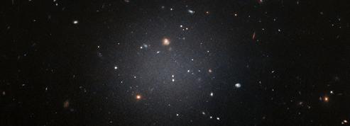 Découverte surprise de la première galaxie sans matière noire