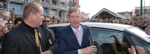 Christophe Salengro 1er, président de Groland pour l'éternité!