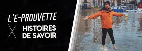 Est-il possible de marcher sur l'eau ?