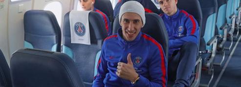 Le Paris SG se contente de la classe éco pour venir à Bordeaux