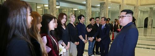 Réunification des deux Corées : Kim Jong-un, fan de K-pop