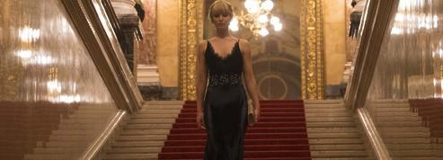 Jennifer Lawrence achève sa transformation en star avec Red Sparrow
