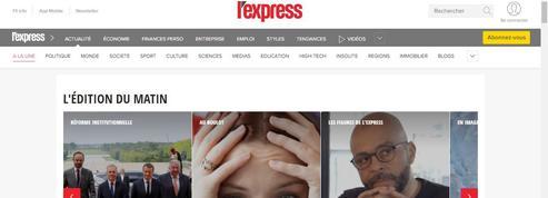 L'Express entame une profonde mutation