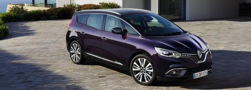 Renault : le Scénic étrenne un moteur étoilé
