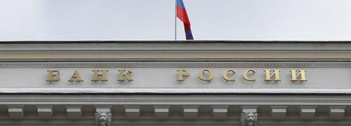 Moscou crée une «bad bank» de 15 milliards d'euros