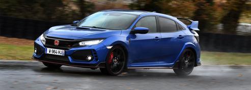 Honda Civic Type R : un monstre d'efficacité