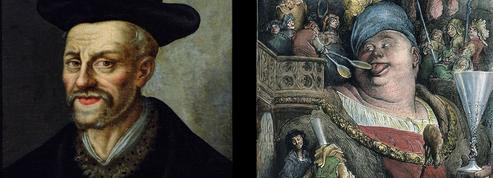 François Rabelais, l'homme de lettres en 5 chiffres
