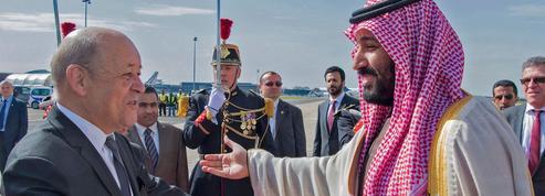 Le prince d'Arabie arrive les mains vides à Paris