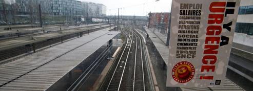 SNCF: la réforme débattue à l'Assemblée en pleine grève