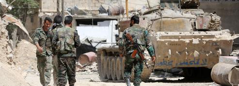 Israël accusé d'avoir frappé une base militaire en Syrie