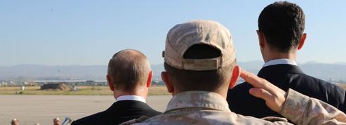Moscou protège Assad face à des frappes américaines