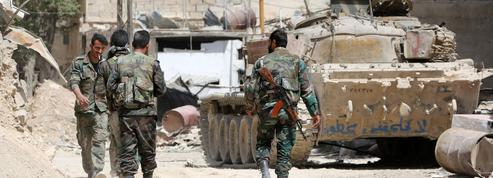 Syrie : le régime met ses hommes en état d'alerte